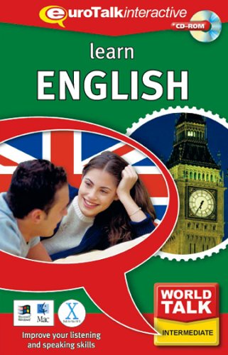 World Talk - Learn English: Improve Your Listening and Speaking Skills by EuroTalk Ltd.