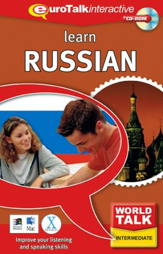 World Talk - Learn Russian: Improve Your Listening and Speaking Skills by EuroTalk Ltd.