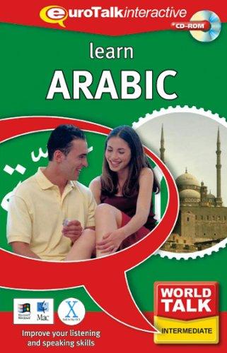 World Talk! Learn Arabic: Improve Your Listening and Speaking Skills by EuroTalk Ltd.
