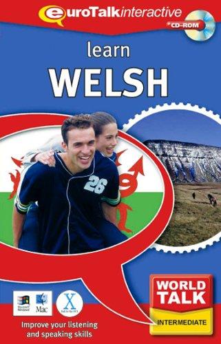 World Talk Welsh: Improve Your Listening and Speaking Skills - Intermediate (PC/Mac) By EuroTalk Ltd.