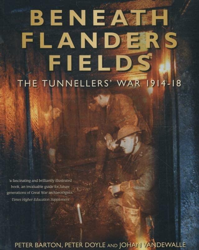 Beneath Flanders Fields By Peter Barton