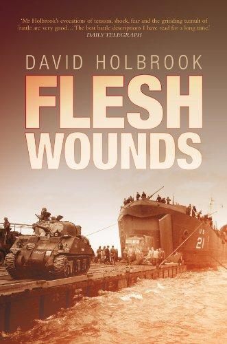 Flesh Wounds By David Holbrook