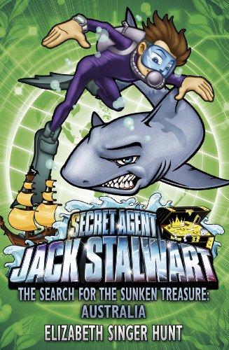 Jack Stalwart: The Search for the Sunken Treasure By Elizabeth Singer Hunt