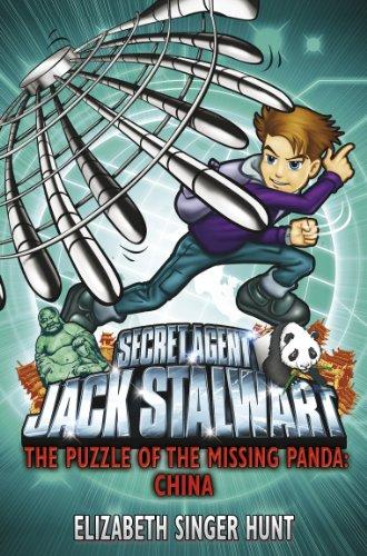 Jack Stalwart: The Puzzle of the Missing Panda By Elizabeth Singer Hunt