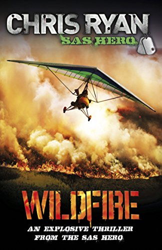 Wildfire: Code Red by Chris Ryan