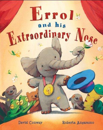 Errol! And His Extraordinary Nose By Conway David