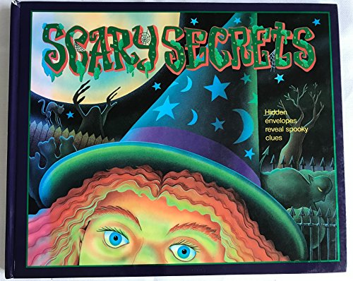 Scary Secrets By Rob Roughley
