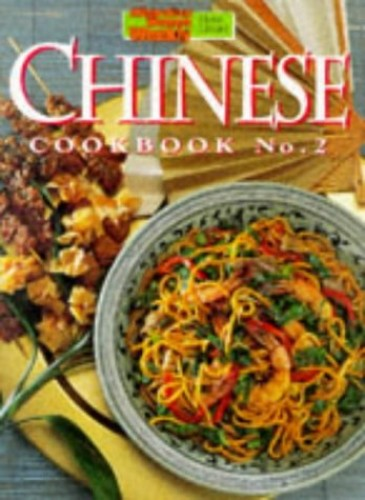 Chinese Cookbook: No.2 (Australian Women's Weekly Home Library) Edited by Maryanne Blacker
