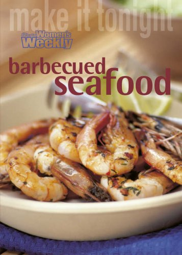 Barbecued Seafood By Volume editor Pamela Clark