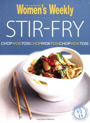 Stir-Fry By Susan Tomnay