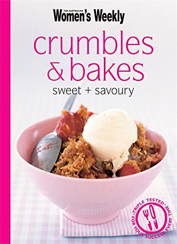 Crumbles & Bakes By Susan Tomnay