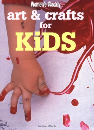 Art and Crafts for Kids by Susan Tomnay