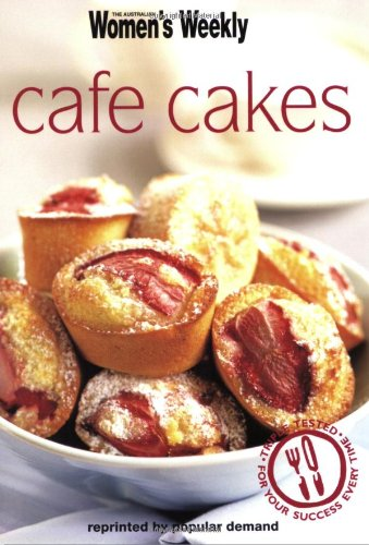 Cafe Cakes by Susan Tomnay