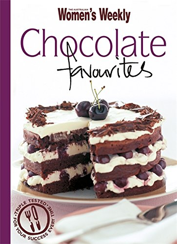 Chocolate Favourites By Australian Womens We
