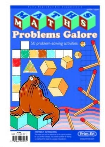 Mathematics Problems Galore By Prim-Ed Publishing