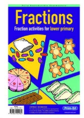 Fractions: Lower By Prim-Ed Publishing