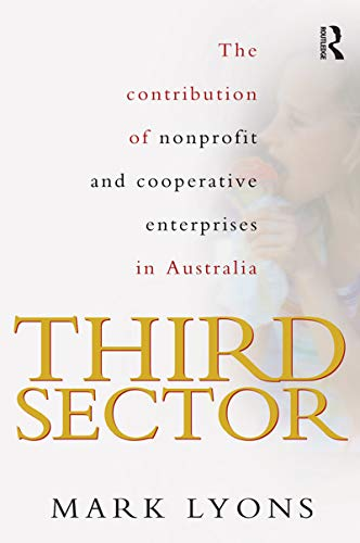 Third Sector By Mark Lyons