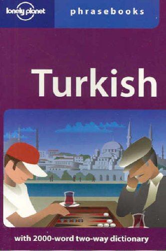 Turkish By Arzu Kurklu