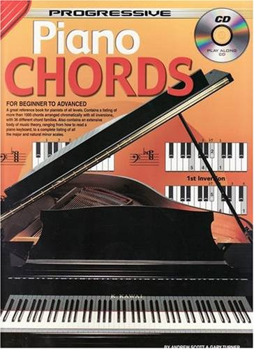 Piano Chords By Peter Gelling