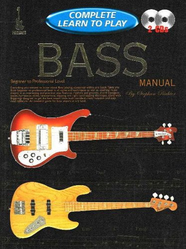 Complete Learn to Play Bass By S. Richter