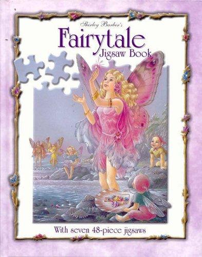 Fairytale Jigsaw Book by Shirley Barber
