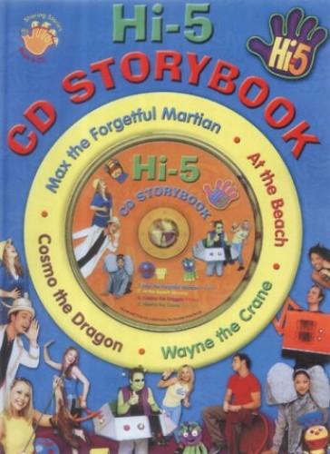 The Hi-5 CD Story Book By Sonya Plowman