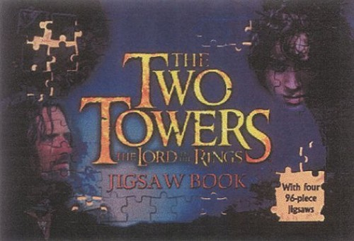 The Two Tower Jigsaw Book Large