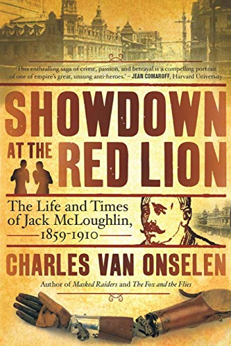 Showdown at the red lion By Charles Van Onselen