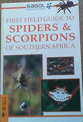 Spiders and Scorpions of Southern Africa By Tracey Hawthorne