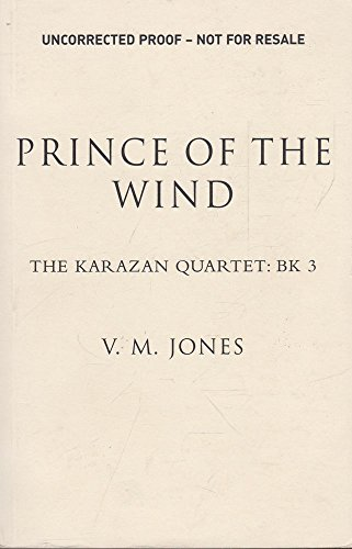 Prince of the Wind By V. M. Jones