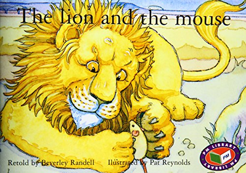 The lion and the mouse By Beverley Randell