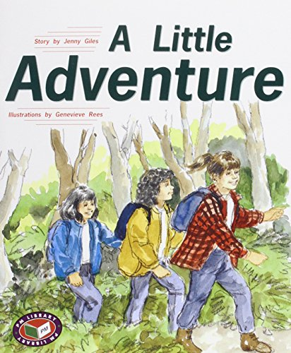 A Little Adventure By Jenny Giles