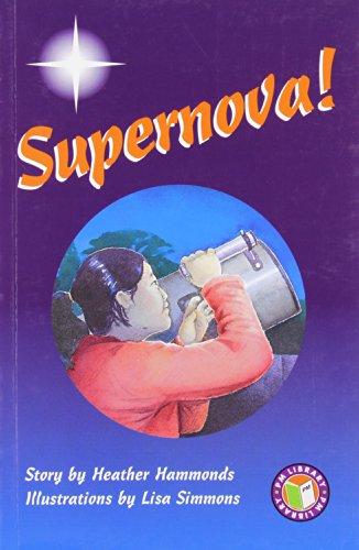 Supernova! By Heather Hammonds