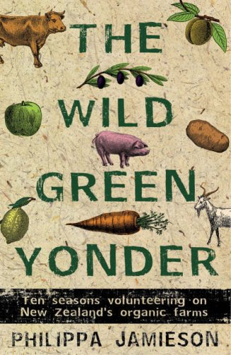The Wild Green Yonder By Philippa Jamieson