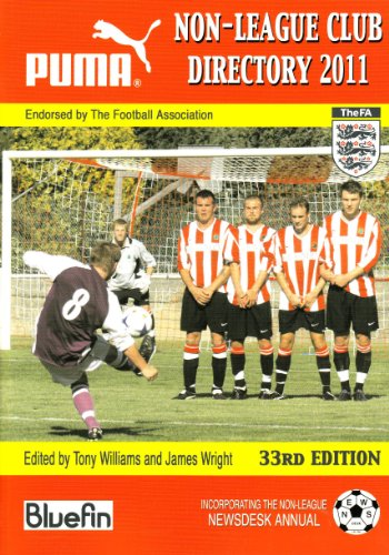 Non-League Club Directory By Tony Williams