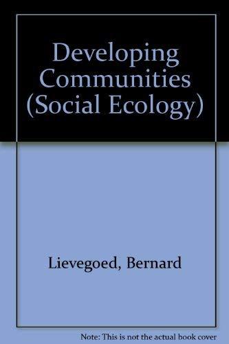 Developing Communities By Simon Blaxland-de Lange
