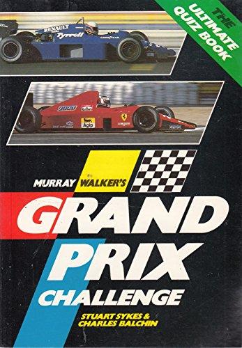 Champion!: Murray Walker's Grand Prix Quiz Book by Murray Walker