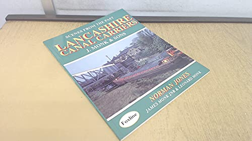 Lancashire Canal Carriers By Norman Jones