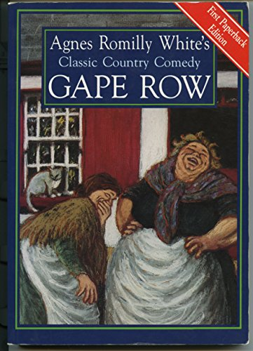 Gape Row By Agnes Romilly White