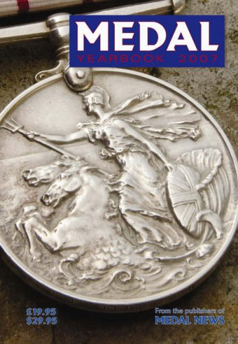 Medal Yearbook by James A. Mackay