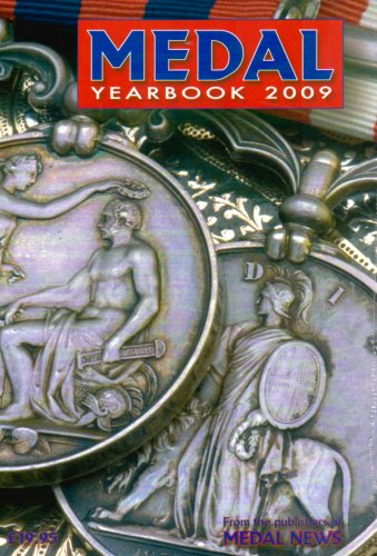 Medal Yearbook 2009: 2009 by John W. Mussell