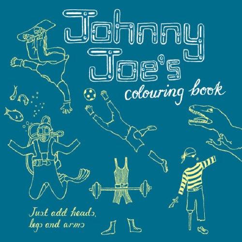 Johnny Joe's Colouring Book by Roz Streeten