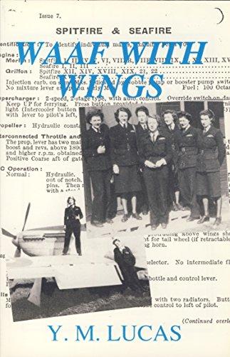 WAAF with Wings by Y.M. Lucas