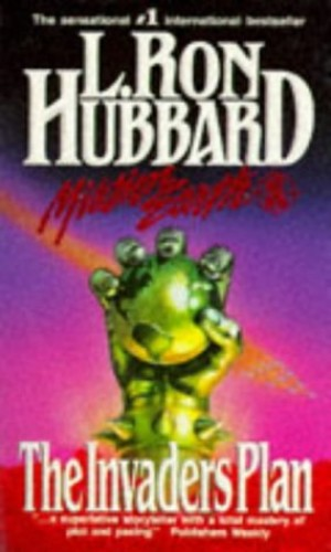 Invaders Plan By L. Ron Hubbard