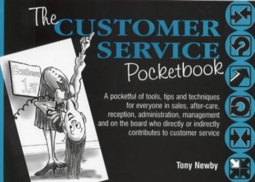 The Customer Service Pocketbook By Tony Newby