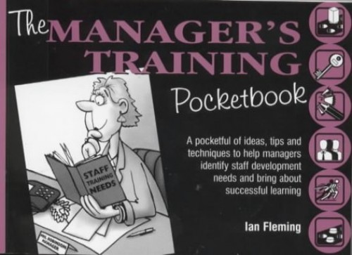 The Manager's Training Pocketbook By Ian Fleming