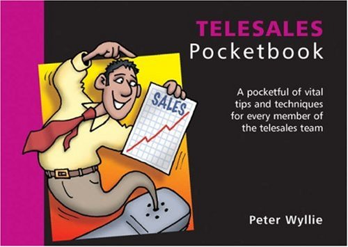The Telesales Pocketbook By Peter Wyllie