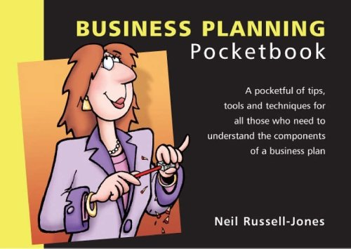 Business Planning Pocketbook By Neil Russell-Jones