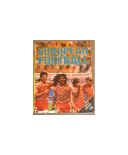 European Football Year Book: 1988-89 By Volume editor Mike Hammond