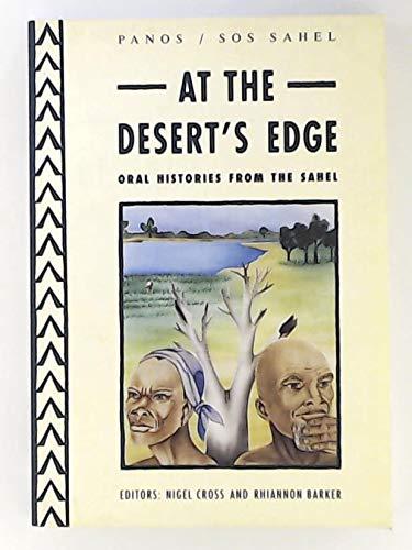 At the Desert's Edge By Nigel Cross